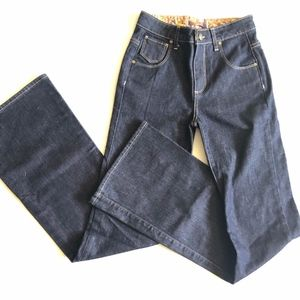 Paige High Rise Wide Leg Jeans